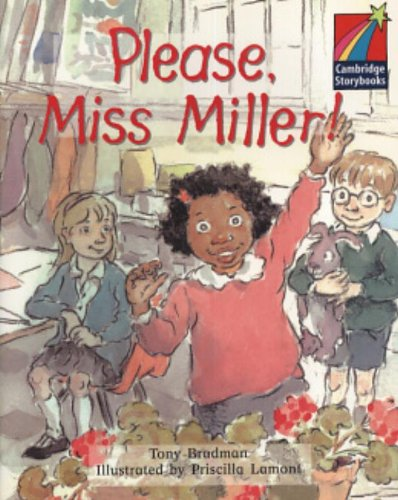 9780521007191: Please, Miss Miller! Level 2 ELT Edition (Cambridge Storybooks)