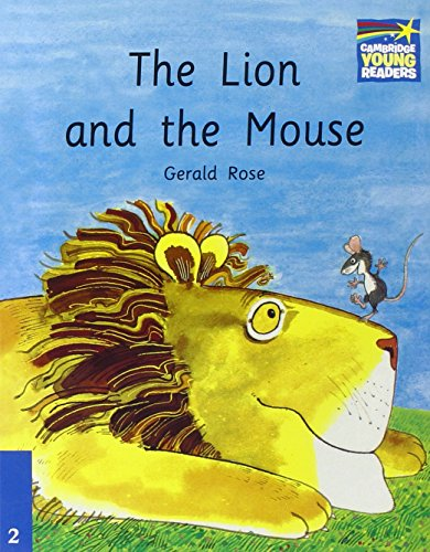 9780521007245: CS2: The Lion and the Mouse ELT Edition (Cambridge Storybooks)