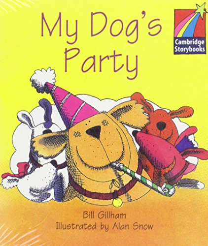 9780521007498: My Dog's Party Pack of 6 (Cambridge Storybooks)
