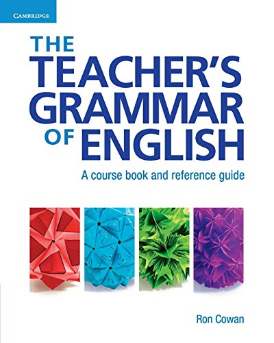 9780521007559: The Teacher's Grammar of English with Answers: A Course Book and Reference Guide
