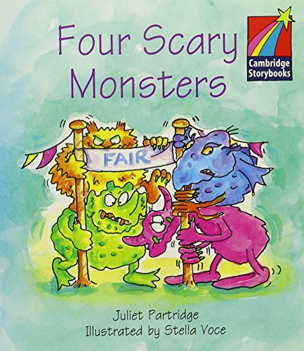9780521007603: Four Scary Monsters Pack of 6 (Cambridge Storybooks)
