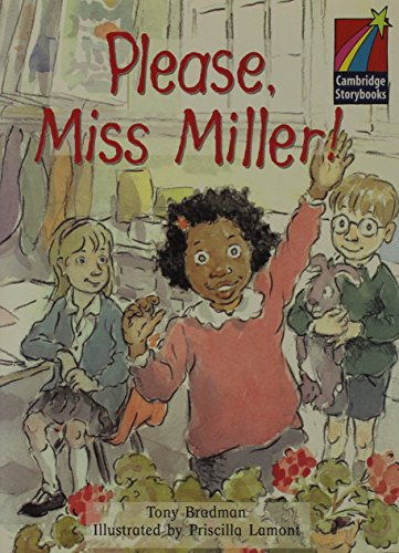 9780521008037: Please, Miss Miller! Pack of 6 (Cambridge Storybooks)