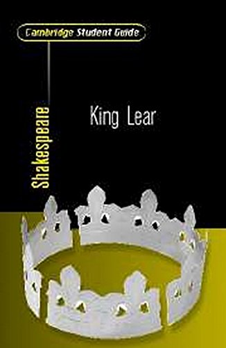 9780521008181: Cambridge Student Guide to King Lear (Cambridge Student Guides)