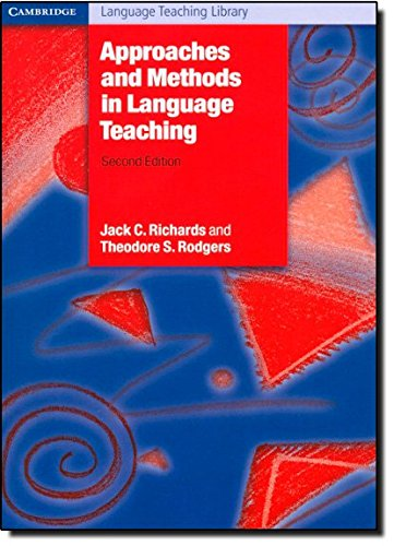 approaches and methods in language teaching pdf