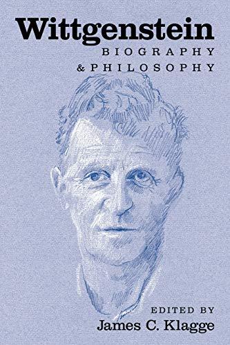 9780521008686: Wittgenstein: Biography and Philosophy