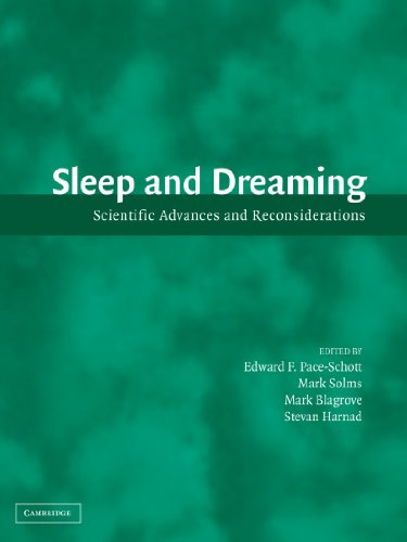 9780521008693: Sleep and Dreaming: Scientific Advances and Reconsiderations