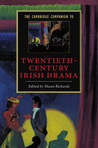9780521008730: The Cambridge Companion to Twentieth-Century Irish Drama (Cambridge Companions to Literature)