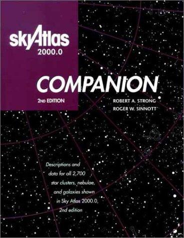 9780521008822: Sky Atlas 2000.0 Companion