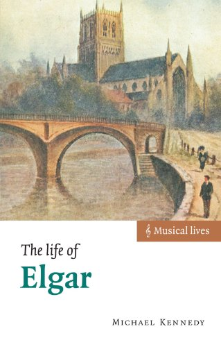 9780521009072: The Life of Elgar (Musical Lives)