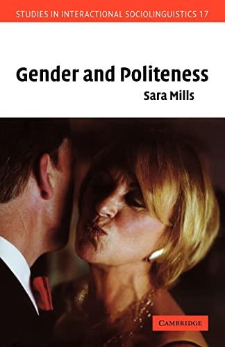 9780521009195: Gender and Politeness (Studies in Interactional Sociolinguistics)