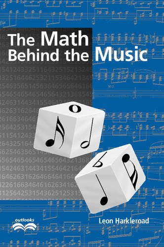 9780521009355: The Math Behind the Music with CD-ROM (Outlooks)