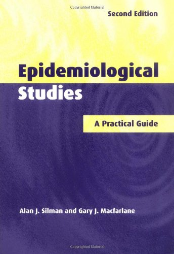 9780521009393: Epidemiological Studies: A Practical Guide