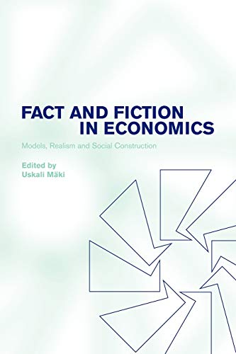 9780521009577: Fact and Fiction in Economics: Models, Realism and Social Construction