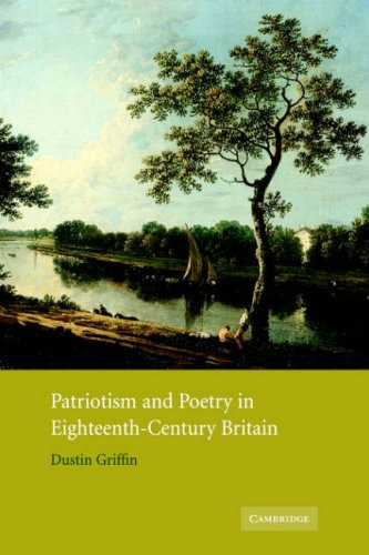 9780521009591: Patriotism and Poetry 18C Britain