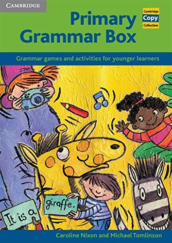 9780521009638: Primary Grammar Box: Grammar Games and Activities for Younger Learners (Cambridge Copy Collection)