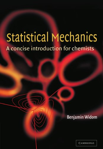 9780521009669: Statistical Mechanics: A Concise Introduction for Chemists