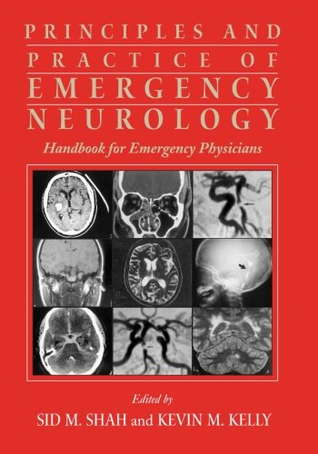 9780521009805: Principles and Practice of Emergency Neurology: Handbook for Emergency Physicians