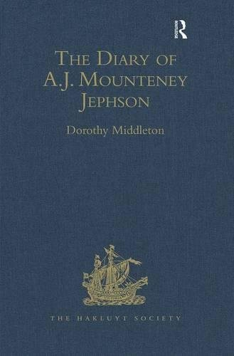 9780521010214: The Diary of A. J. Mounteney Jephson: Emin Pasha Relief Expedition, 1887-1889 (Hakluyt Society Extra)