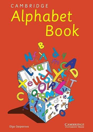 9780521010245: Cambridge Alphabet Book