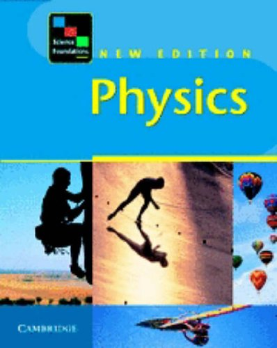 9780521010306: Science Foundations: Physics