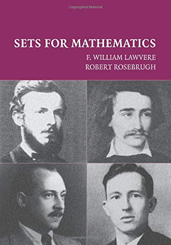 9780521010603: Sets for Mathematics