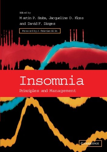 9780521010764: Insomnia: Principles and Management