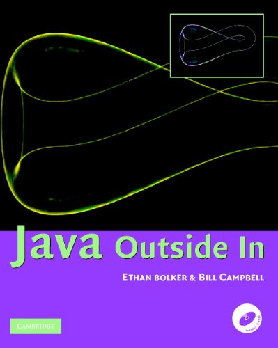9780521010870: Java Outside In Paperback with CD-ROM