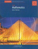 9780521011136: Mathematics: IGCSE: 1 (Cambridge International IGCSE)