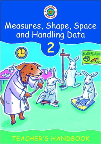 Cambridge Mathematics Direct 2 Measures, Shape, Space: Kate Grafham, Julie