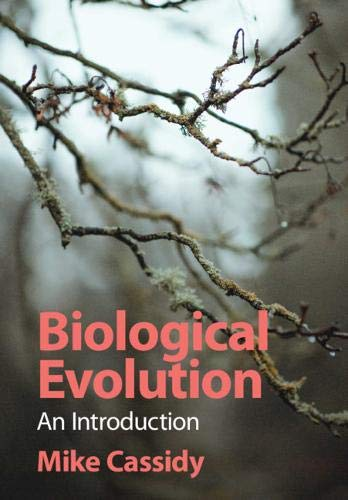 Evolution (Studies in Biology) (0521012058) by Panchen, Alec; Cassidy, Michael
