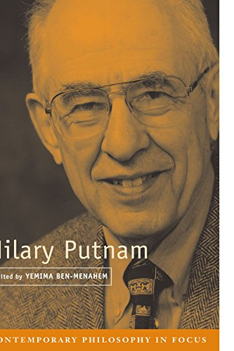 9780521012546: Hilary Putnam (Contemporary Philosophy in Focus)