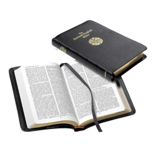 9780521012942: Revised English Bible Standard Text Edition REB143 Black French Morocco Leather