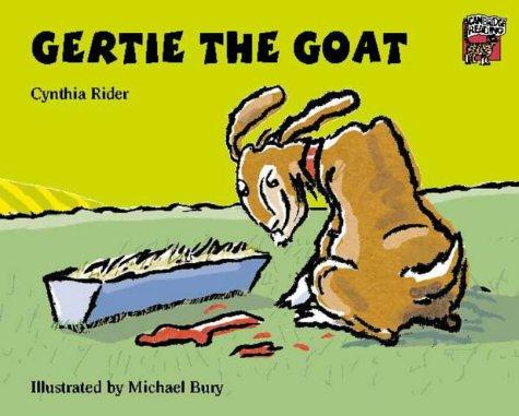 9780521014274: Gertie the Goat (Cambridge Reading)