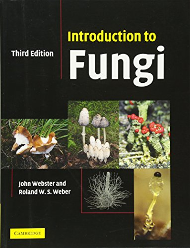 9780521014830: Introduction to Fungi