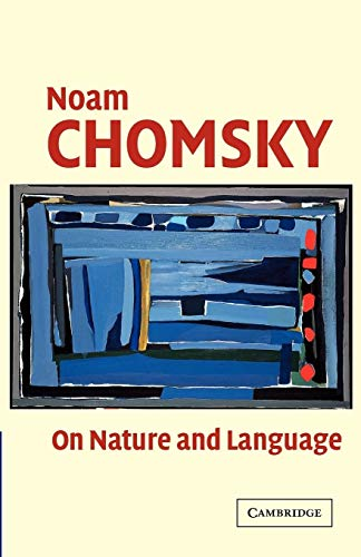 9780521016247: On Nature and Language