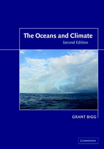 9780521016346: The Oceans and Climate