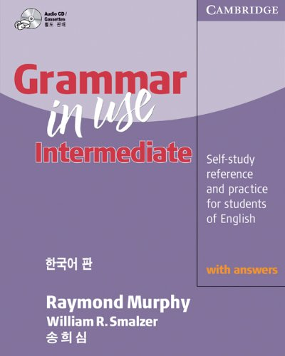 Grammar in Use Korean Edition: Murphy, Raymond and