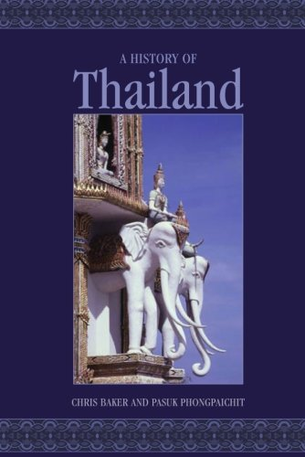 9780521016476: A History of Thailand