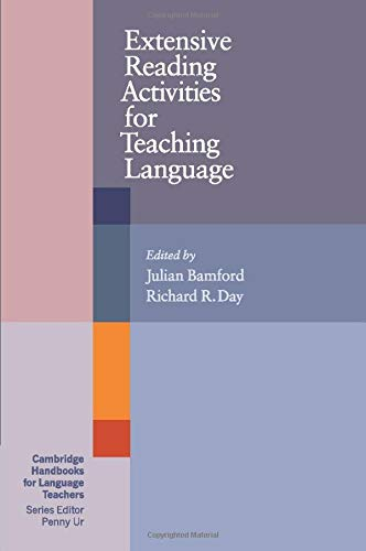 9780521016513: Extensive Reading Activities for Teaching Language