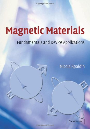 9780521016582: Magnetic Materials: Fundamentals and Device Applications