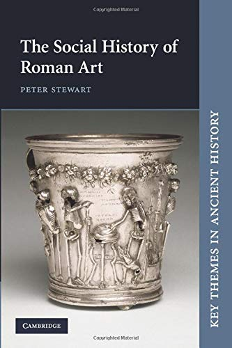 9780521016599: The Social History of Roman Art (Key Themes in Ancient History)