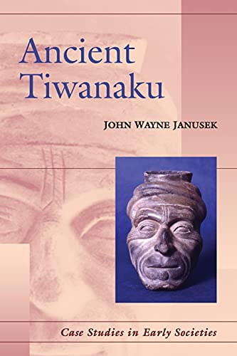 9780521016629: Ancient Tiwanaku