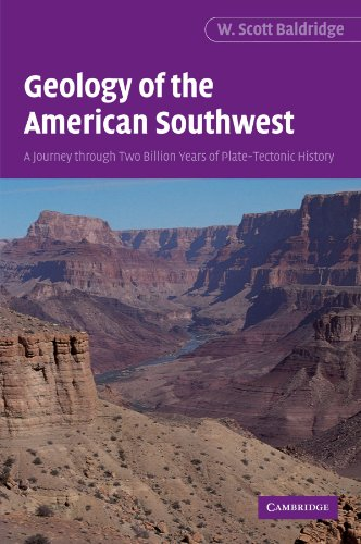 9780521016667: Geology of the American Southwest: A Journey through Two Billion Years of Plate-Tectonic History