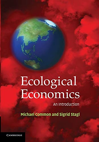 9780521016704: Ecological Economics: An Introduction