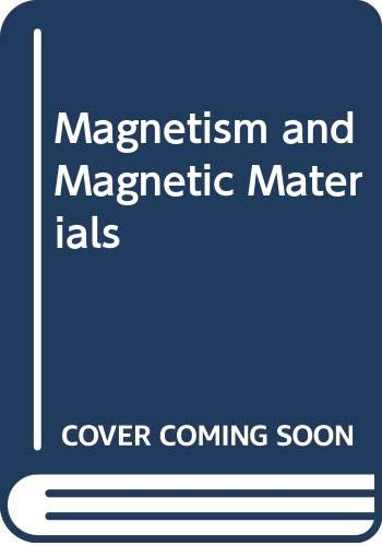 9780521016766: Magnetism and Magnetic Materials