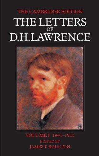 The Letters of D. H. Lawrence 8 Volume Paperback Set (Paperback): D. H. Lawrence