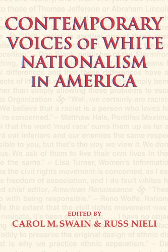 9780521016933: Contemporary Voices of White Nationalism in America