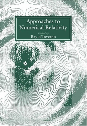 9780521017350: Approaches to Numerical Relativity