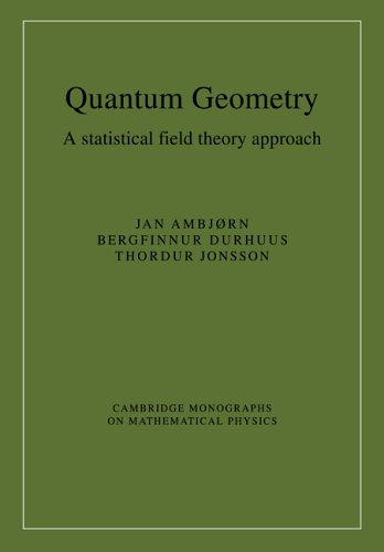 9780521017367: Quantum Geometry: A Statistical Field Theory Approach
