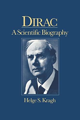 9780521017565: Dirac: A Scientific Biography